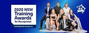NSw Training Awards event image