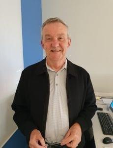 Wayne Robinson is Forsythes Training's computer training guru